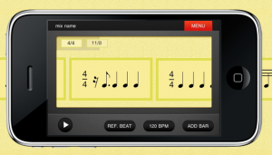 Rhythm Trainer iPhone App